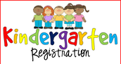 Kindergarten Registration 2018-2019