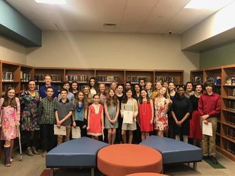 National Junior Art Honor Society