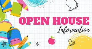 Mark Your Calendar for Open House on October 22!