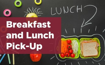 FREE MEAL PICK-UP AT KEARSLEY HIGH SCHOOL