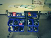 3. Mobile MakerSpace Cart
