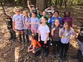 Fifth Grade attends Camp El Tesoro