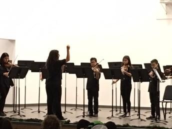 Alyze Rabideau Leads Strings Program For Soledad Unified Schools
