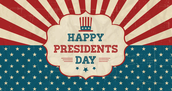 No School & No After School Enrichment 2/20 - President's Day