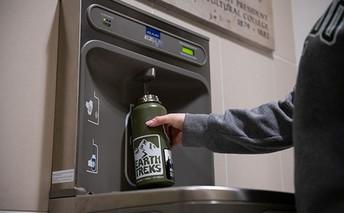 Water Bottles & Filling Stations