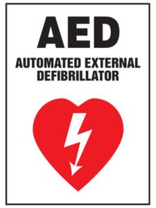 All schools now equipped with defibrillators