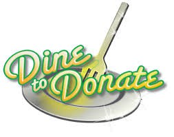 ALL DINING TO DONATE PROCEEDS GO TO WALKING TRACK