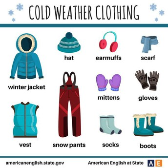 Snowy & Cold Weather Winter Gear