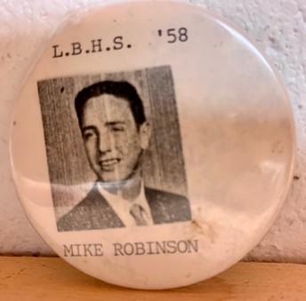 Michael Robinson, Class of 1958