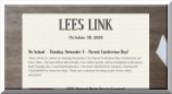 LEES Link Oct 30, 2020