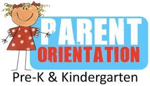 August 21st Orientation