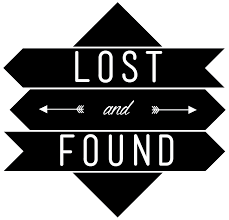 Lost and Found - Last Call!