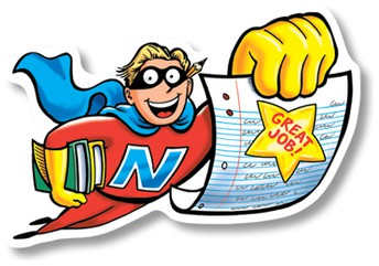 Super Heroes LOVE Math Night Coming April 25