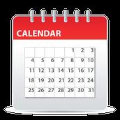 2017-2018 Klein ISD School Calendar