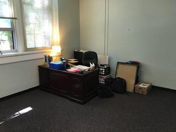 Wiley Principal's Office ~ June