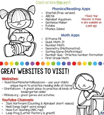 Apps to use at home