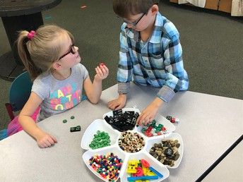 Math Talk with Provocations