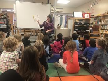 Fox in Socks read by Mrs. Hutcherson!