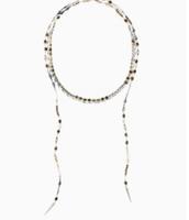 Amalie Lariat necklace