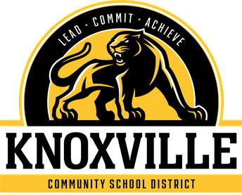 Knoxville Community School District Logo