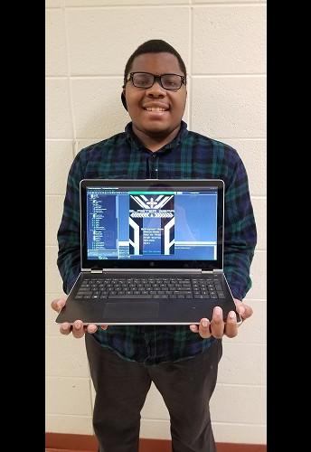 Rutland High School FBLA Member Wins Big in Digital Game Design