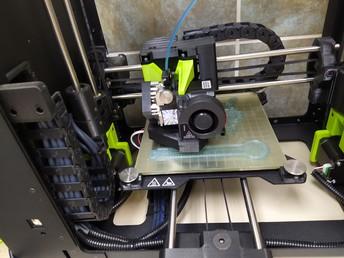 Printing an image
