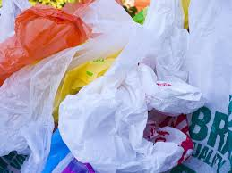 Plastic bags needed!