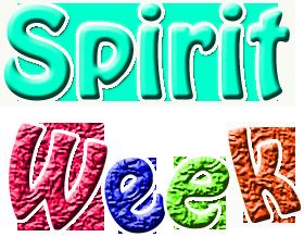 SPIRIT WEEK - October 19-23, 2020