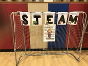 This month's special STEM was with our Specials Teachers!