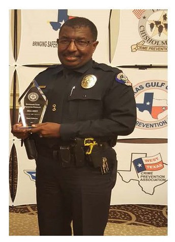 Officer Kenny Dickerson Retirement