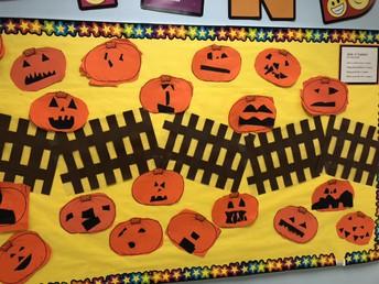 Mrs. Stihler's Kindergarten Class Art