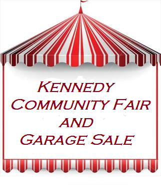 Community Fair and Garage Sale - SOLD OUT