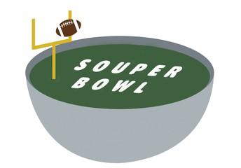 Soup-er Bowl Teacher lunch