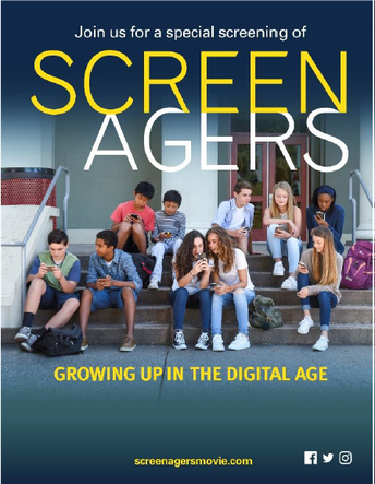 PARENT EDUCATIONAL VIDEO NIGHT - SCREENAGERS
