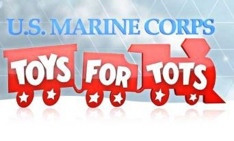 Thank you Marine Corps Toys for Tots of Okeechobee
