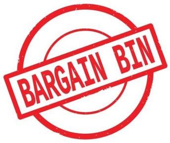 PTA Bargain Bin