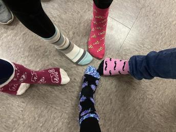 Crazy Socks Day