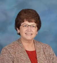 Ms. Kathy Simmons, School Secretary