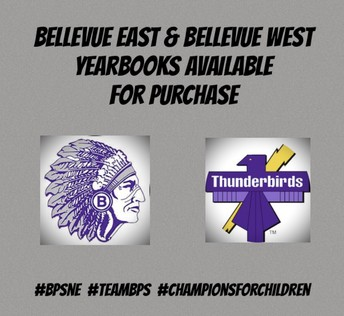 Bellevue East & Bellevue West Yearbooks Available for Purchase