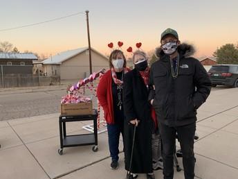 Shockwave Valentine's Bag Giveaway
