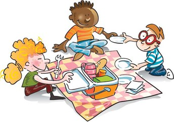Lunchtime Changes: Picnic Style as a School Community