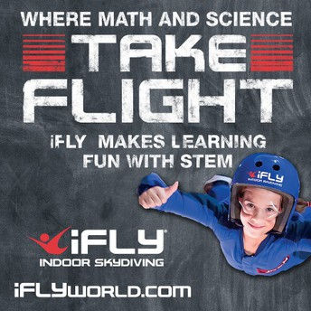iFly Ontario Indoor Skydiving!