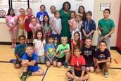 Ms. Eskridge's 3rd Grade