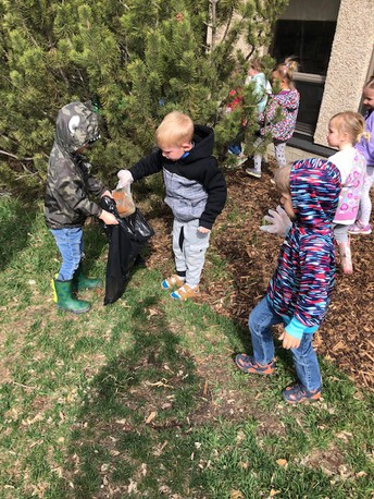 Earth Day Clean-Up!