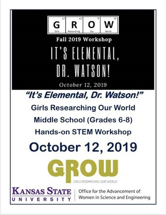 GROW Student Opportunity!