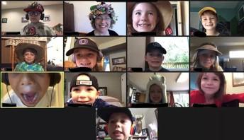 1st Grade Hats!!