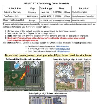 Tech Depot Info
