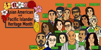 May is Asian American and Pacific Islander Month