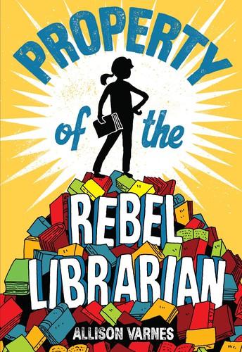 #10wordbookblurb:      Property of the Rebel Librarian