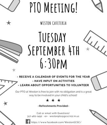 PTO Meeting!